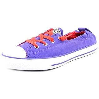 Converse Ct Shoreline SL Round Toe Canvas Sneakers