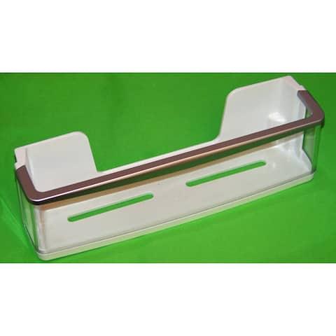 OEM Kenmore Door Bin Basket Assembly Originally Shipped With: 79571063012, 79571069010, 79571069012