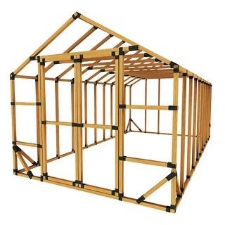 10X20 E-Z Frame Greenhouse or Storage Shed Kit