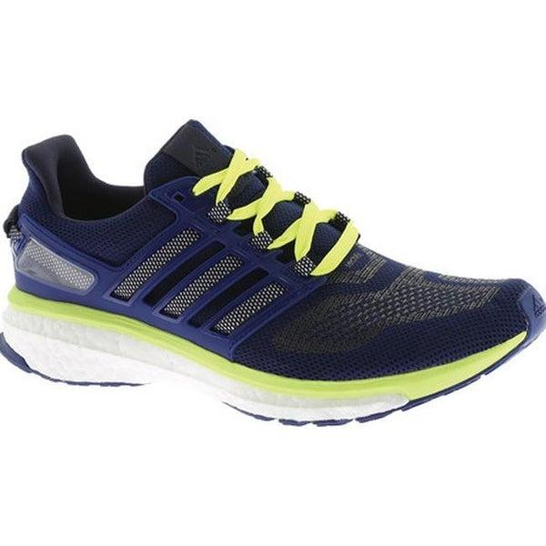 26f0d2fdd Shop adidas Men s Energy Boost 3 Running Shoe Unity Ink White Solar ...
