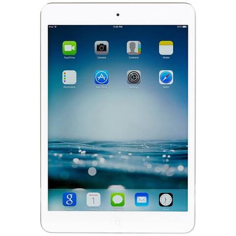 """Apple Ipad Mini 2 with Wi-Fi 7.9"""" Retina Display - 32GB - Space Grey - Silver (Refurbished)"""
