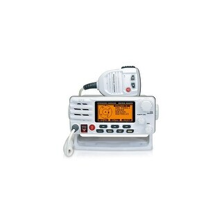 Standard Horizon GX2200 Matrix VHF Radio - White Marine Tranceiver with Integrated AIS & GPS