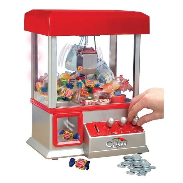 Red Claw Arcade Game w/ Lights & Sound