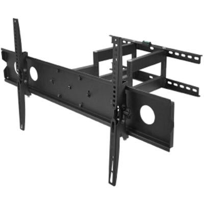 Siig Large Full-Motion Tv Wall Mount - 42 To 80 Screen Support - 198.42 Lb Load Capacity - Steel
