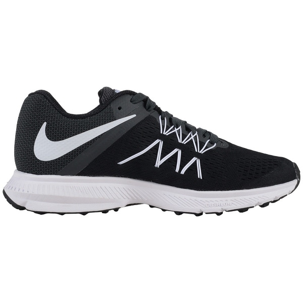 pretty nice 5a1fd 499e9 Shop Nike Mens zoom Winflo 3 Low Top Lace Up Running Sneaker ...