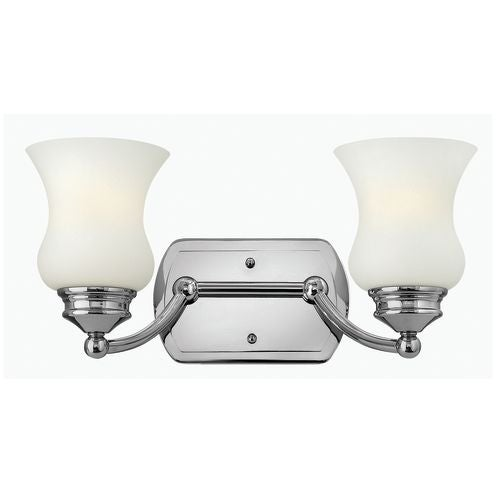 Hinkley Lighting 50012 2 Light Bathroom Vanity Light from the Constance Collection