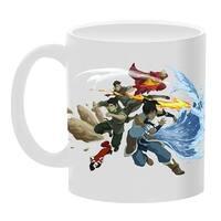 Legend of Korra Coffee Mug - Multi