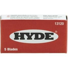 Hyde 5Pk Razor Blades