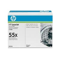 HP Laserjet 55X Black Print Cartridge - CE255X