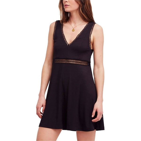 Free People Womens King Of My Heart A-Line Dress. Opens flyout.