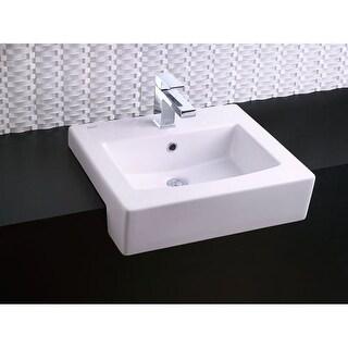"American Standard 8412 Boxe 16-1/2"" Undermount Bathroom Sink Towel Bar"