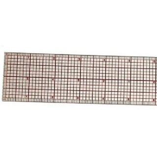 C-Thru B70 12 in. Beveled Graph Ruler