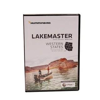 Lakemaster Maps, Western States