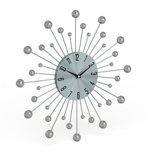 Carson Carrington Alavus Metal Wall Clock. Opens flyout.