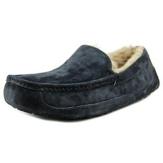 Ugg Australia Ascot Round Toe Leather Slipper