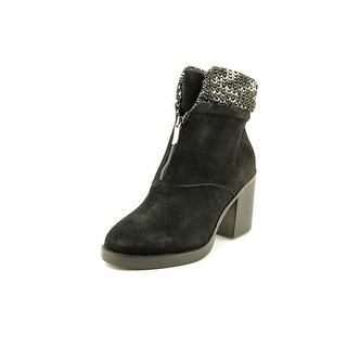 Chinese Laundry Marvel   Round Toe Suede  Ankle Boot