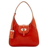 Dooney & Bourke Florentine Toscana Small Hobo Shoulder Bag (Introduced by Dooney & Bourke at $398 in Sep 2016)