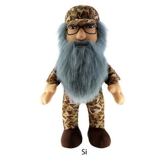 "Duck Dynasty 24"" Plush With Sound: Si"