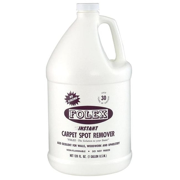 Shop Folexport 1382423 1 Gal Carpet Spot Remover Free Shipping On