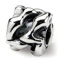 Sterling Silver Reflections Kids High Heels Bead (4mm Diameter Hole) - Thumbnail 0