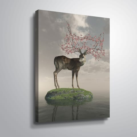 """""""Guardian"""" Gallery Wrapped Canvas"""