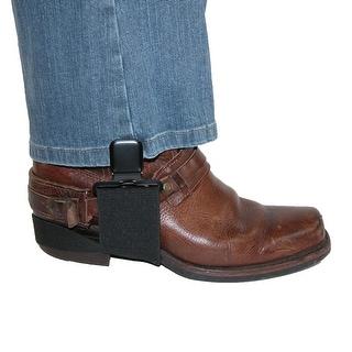CTM® Men's Elastic Biker Clip-End Stirrup Straps - One Size