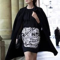 Winter Women Fashion Long Sleeve Solid Color Fleece Hooded Warm Coat Jacket