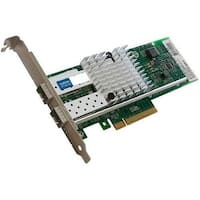 Addon Hp 614203-B21-Aok Comparable 10Gbs Dual Open Sfp+ Port Nic With Pxe Boot