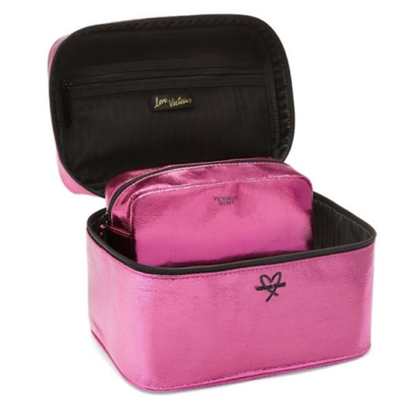 939420cde4ae4 Shop Victoria's Secret The Train Cosmetic Case Duo Beauty Bag ...