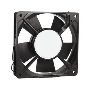 AC 110-120V Industrial 120 x 120 x 25mm 0.13A Axial Cooling Fan