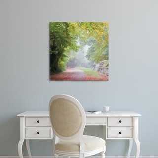 Easy Art Prints Keri Bevan's 'Into The Light' Premium Canvas Art