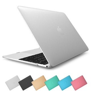 "i-Blason Apple New Macbook 12"" Case - Hard Shell Case - Clear"