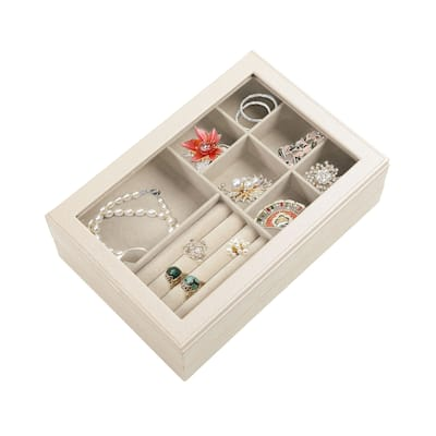 Hives & Honey Jaclyn Stackable Jewelry Tray