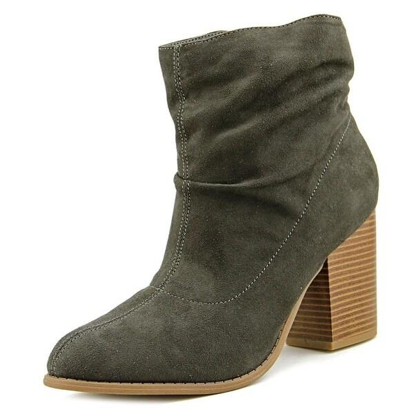 Indigo Rd. Obie Women Dark Gray Boots