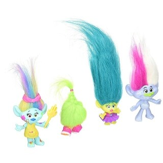 Hasbro DreamWorks Trolls Figure Set