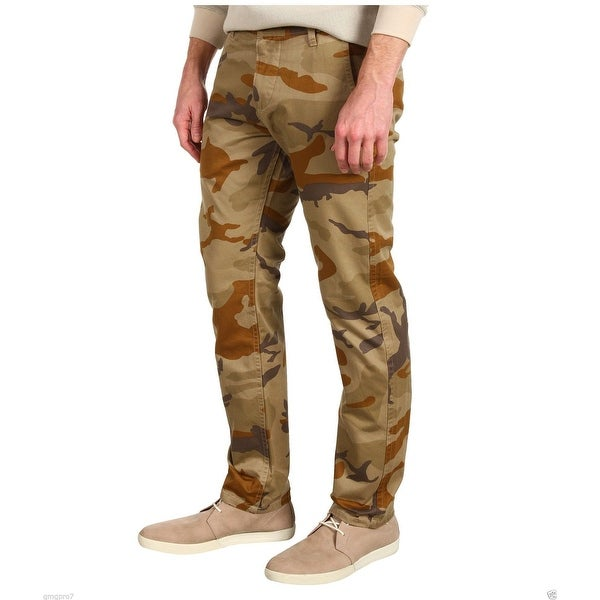 7029ad8b68 Shop Dockers Men's Alpha Slim Fit Tapered Leg Khaki Pant, Camouflage,  W28/L28 - Free Shipping On Orders Over $45 - Overstock - 28119778