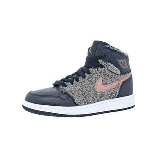 Jordan Girls Air Jordan 1 Retro High GG Fashion Sneakers Big Kid High Top