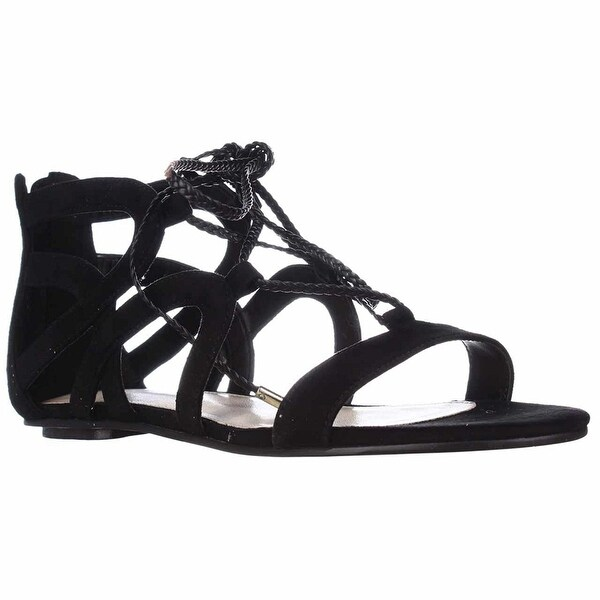 Marc Fisher Womens kapre Open Toe Casual Gladiator Sandals