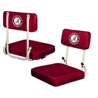 Logo Brands 102 94 Alabama Hard Back Stadium Seat