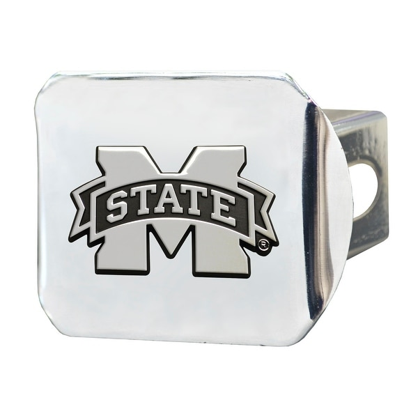 692ad79b7801b Shop Mississippi State University Hitch Cover - On Sale - Free ...
