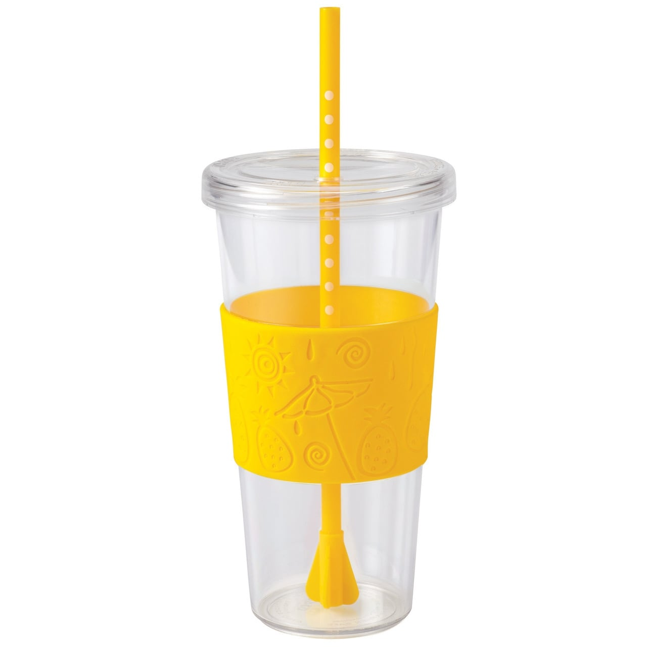 63cefa8efd3 Buy Plastic Tumblers Online at Overstock | Our Best Glasses ...