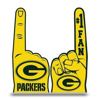 Green Bay Packers Flat Foam Finger