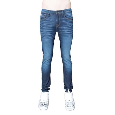Punk Super Skinny Stretch- 2 Year Indigo