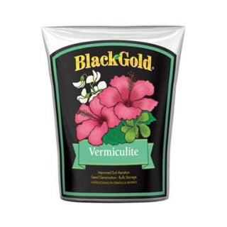 Black Gold 1490202 Vermiculite, 8 Quarts