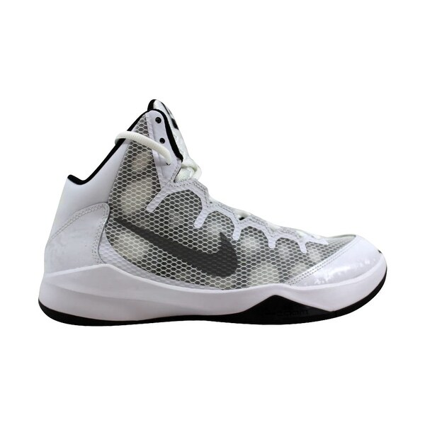 Shop Nike Men's Zoom Without A Doubt WhiteReflect Silver