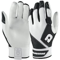 Demarini Unisex Phantom Batting Glove, Adult, Black