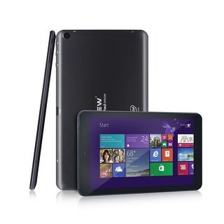"IVIEW-I895QW 8.95"" Touch Screen Tablet With Window 10 and 32GB memory"