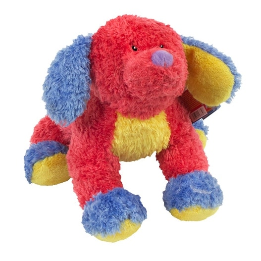 12 Inch Tutti Fruitti Plush Dog