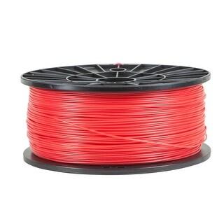 Monoprice Premium 3D Printer Filament ABS 3MM 1kg/spool, Red