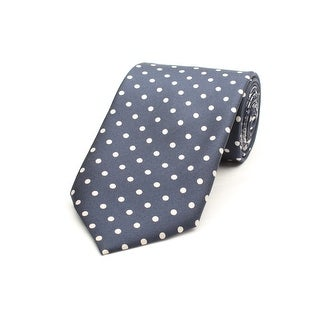 Versace Men's Polka Dot Silk Neck Tie CN2040-0607